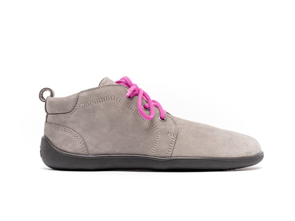 Barefoot Be Lenka Icon ganzjährig - Pebble Grey